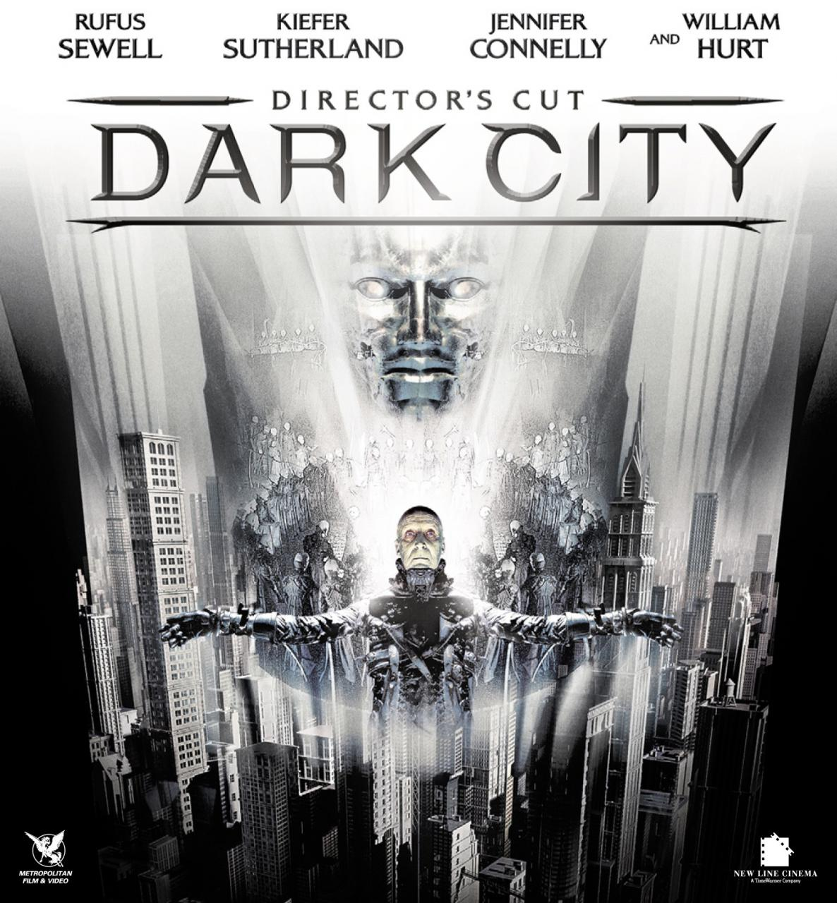 a description of science fiction noir by alex proyas as the director of dark city Film-noir-ish and director alex proyas decided that that next project would be dark city, a brooding but inspired science fiction and noir film.