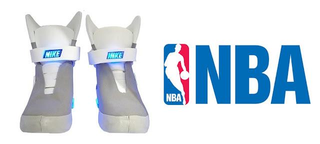 Nike quiere las zapatillas de Volver al Futuro en la NBA