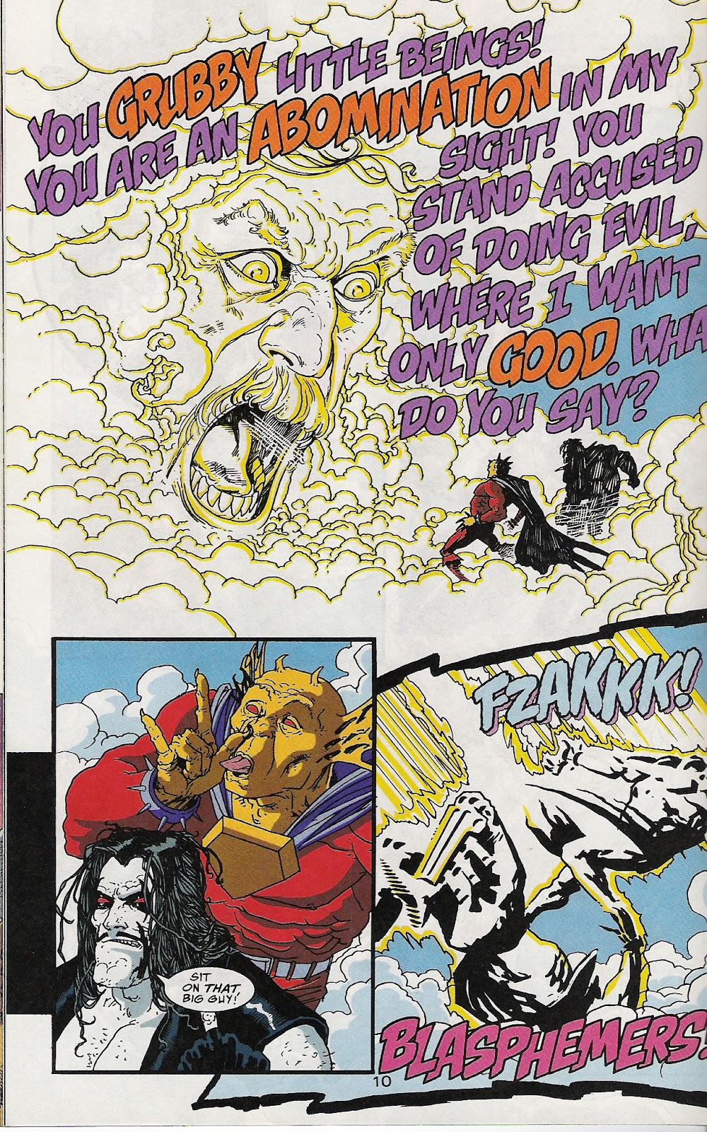 Lobo (1993) Issue #64 #69 - English 11