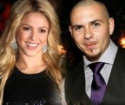 Música lançada por Pitbull e Shakira