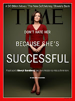 Shery Sandberg - Don't Hate Me - Time Magazine