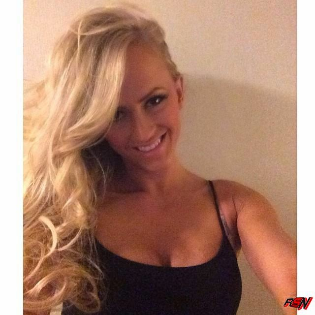 Cute Closeup Photo of Summer Rae.