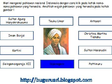 Adenium Mari Mengenal Pahlawan Nasional Indonesia