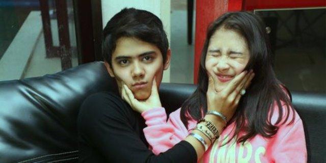 Foto Aliando Syarief dan Prilly Latuconsina Paling Baru