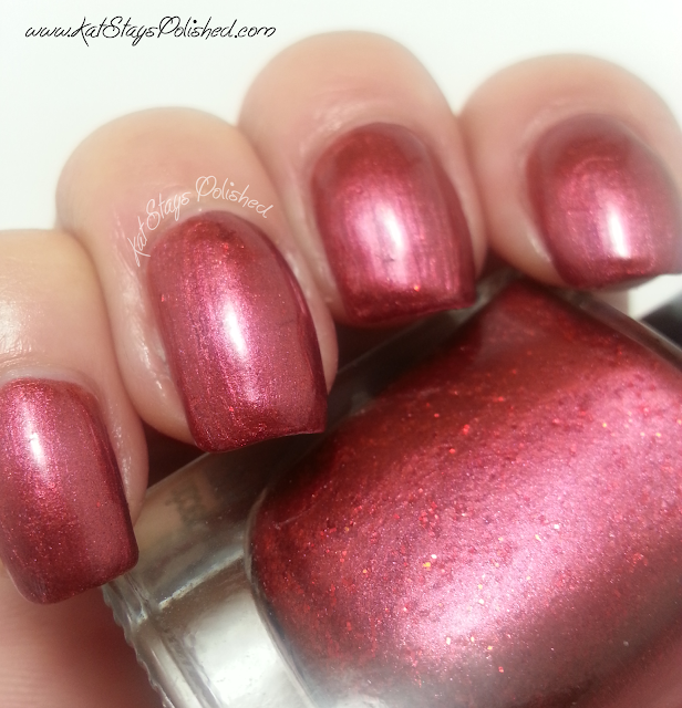 Kilox Lacquers - World Opulence Collection - Burmese Ruby