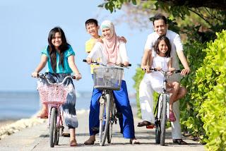 5 Tips Keluarga Hidup Aman dan Sehat