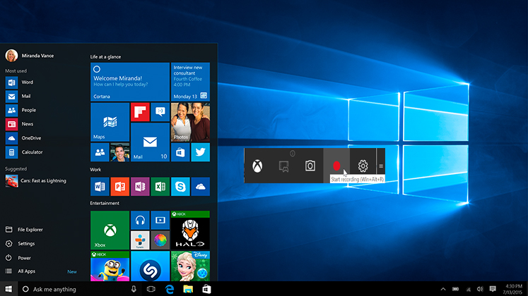 How To Record Your Screen On Windows 10 - Computers - Nigeria