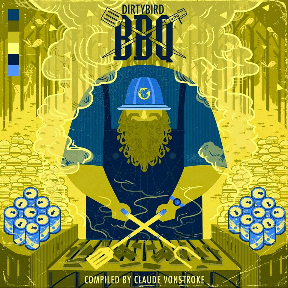 dirtybird BBQ album cover