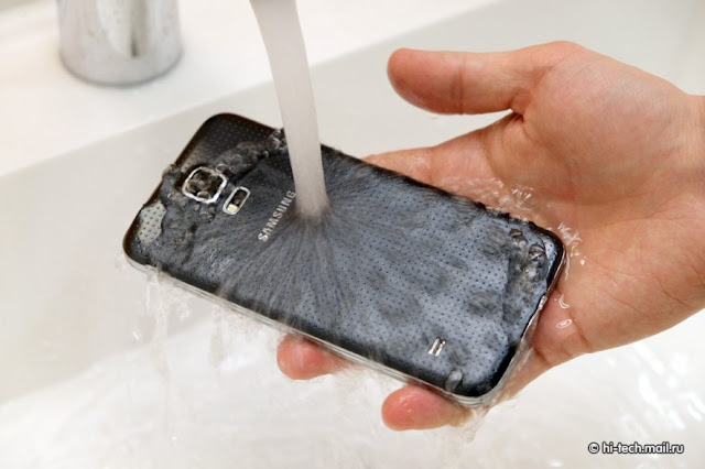 water resistant samsung galaxy s5