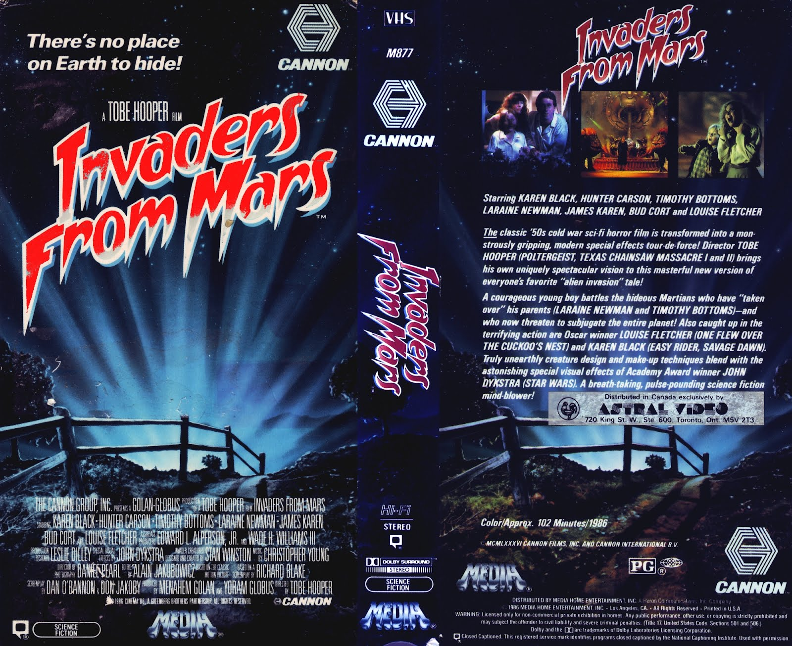 invaders from mars dvd - photo #19