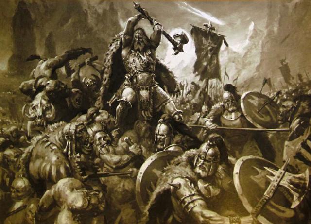 Age of Sigmar- New Warhammer Fantasy