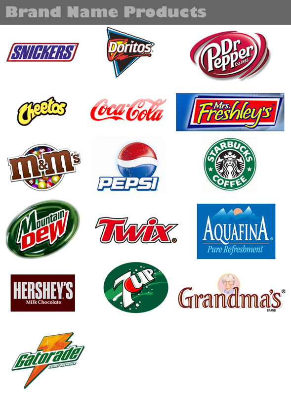 beverage logos with names pictures to pin on pinterest