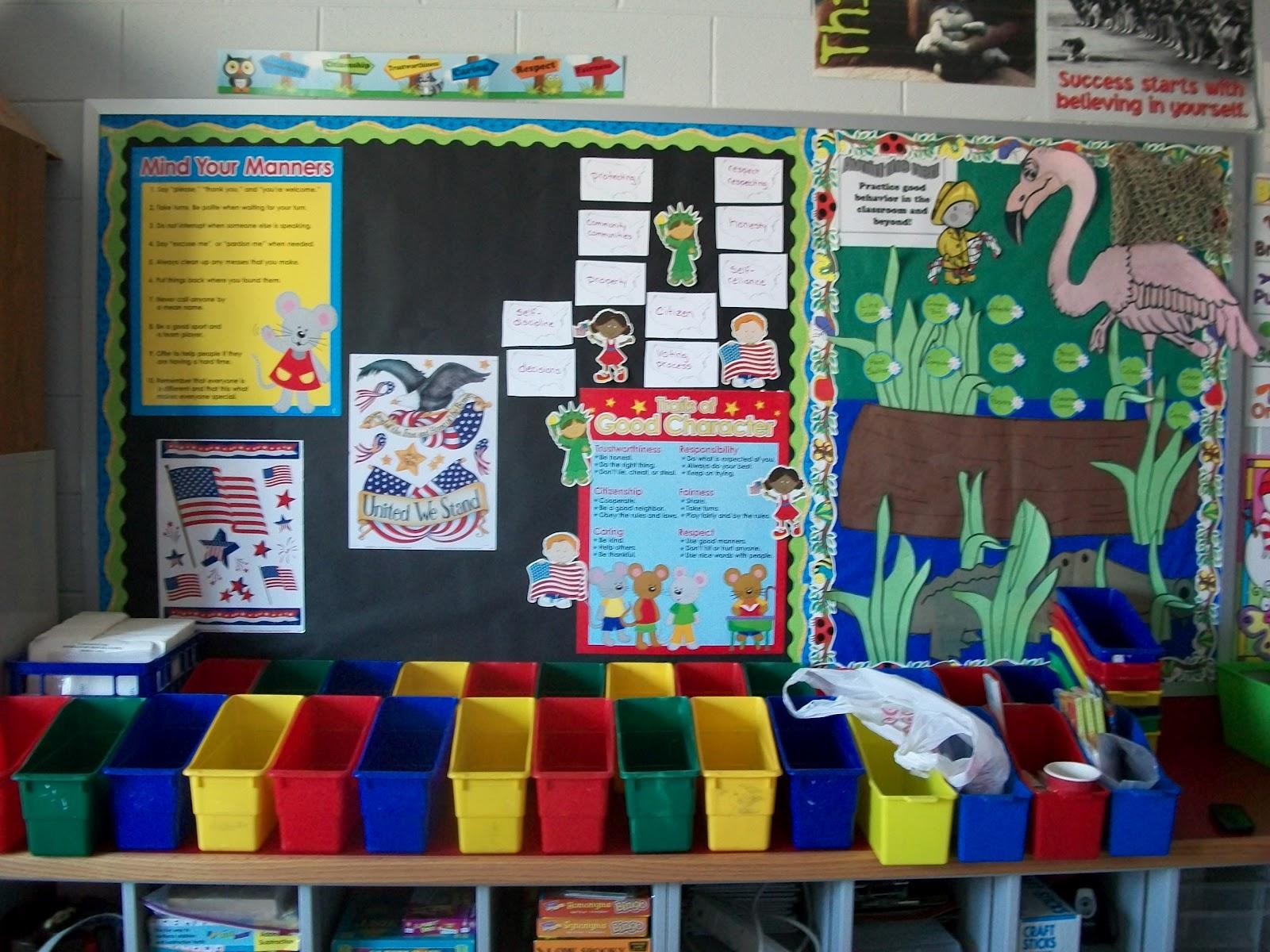Bulletin Board Design For Home Economics