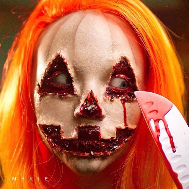 Aimee T Artistry Makeup Artist Mykie - Gore-makeup