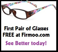 First Pair of Glasses Free at Firmoo.com