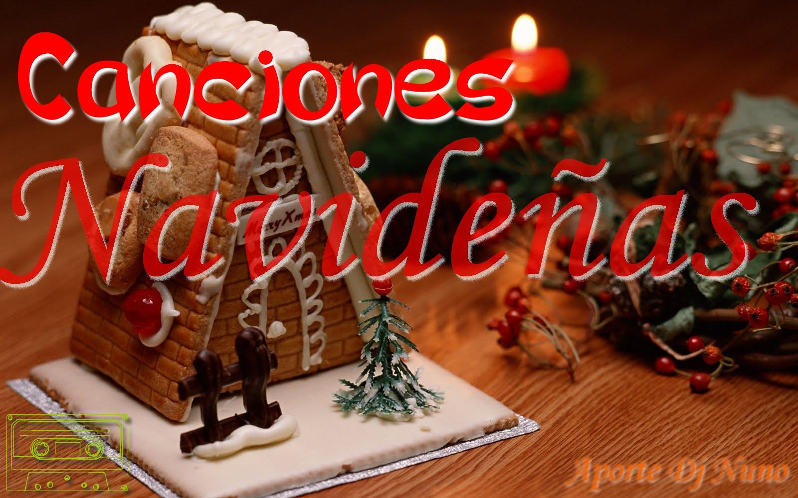 de canciones navidenas y villancicos: