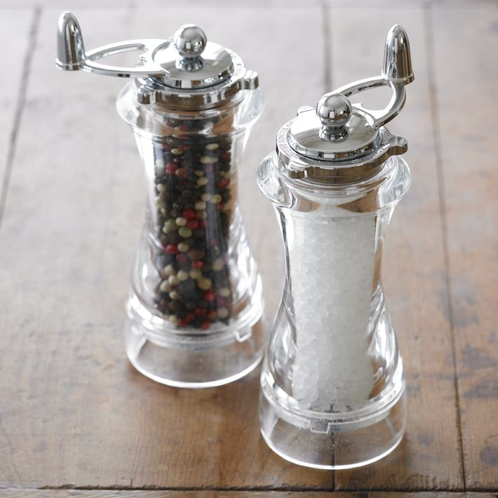15 unique salt and pepper shakers part 5 - Novelty pepper grinder ...