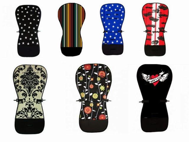 To2bebe kids colchonetas fundas universales divertidos y originales para silla de paseo - Colchonetas para sillas de paseo originales ...