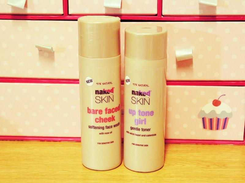 Naked skincare
