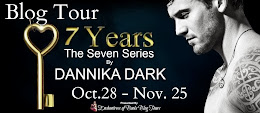 Seven Years Blog Tour Stop!