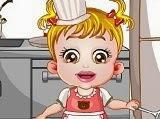 Baby Hazel Role Experience