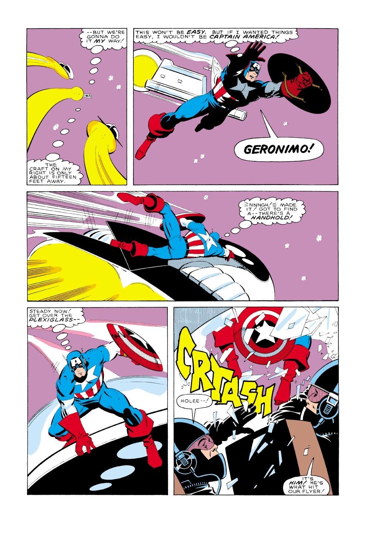 Captain America (1968) Issue #323 #251 - English 5