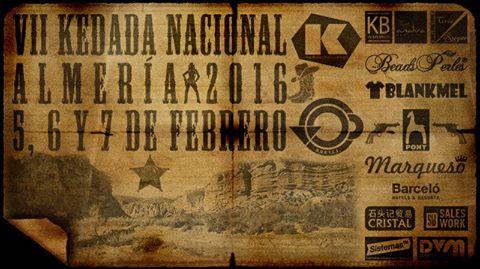 VII KDDA NACIONAL ALMERIA 2016