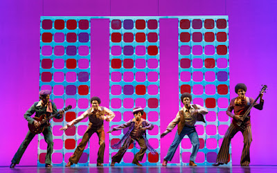 MOTOWN the Musical | The Jackson 5 | Photo: Joan Marcus