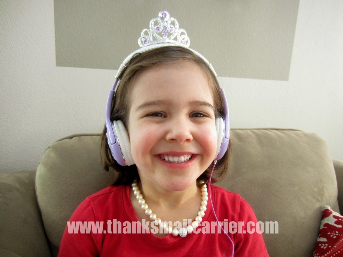 princess headphones
