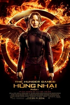 The Hunger Games: Mockingjay 2014 poster