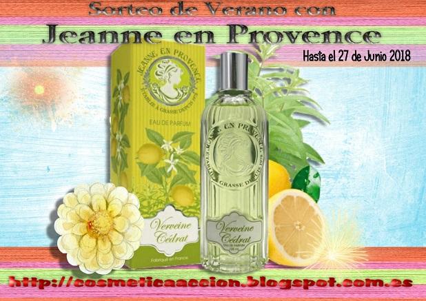 sorteo Jeanne en Provence