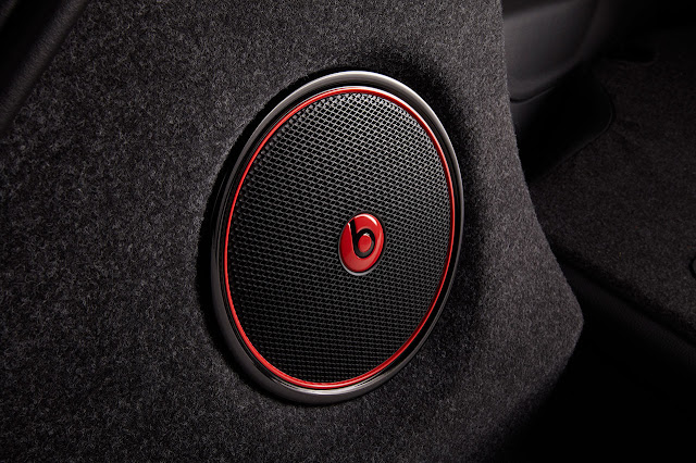 Fiat 500 Turbo Beats by Dr. Dre