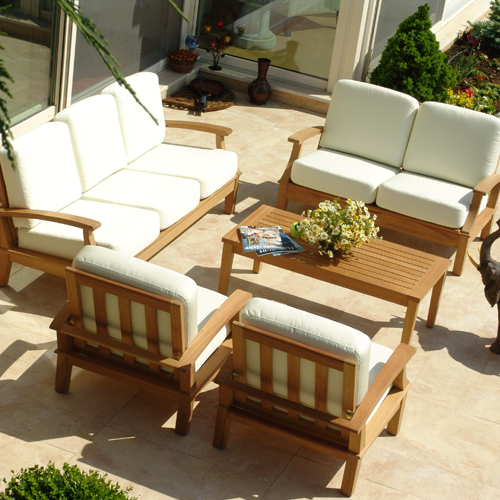 Iroko Garden Furniture