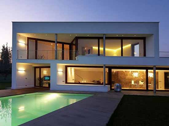 New home designs latest italian modern home designs Italian designs
