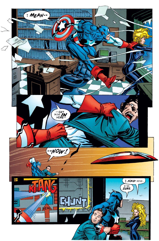 Captain America (1968) Issue #449 #403 - English 4