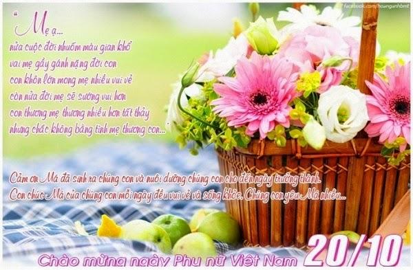 thiep 20 10 dep nhat 37 Ảnh 20/10 đẹp nhất Thiệp ngày 20/10 dành tặng chị em phụ nữ