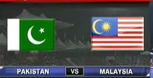 Hoki Malaysia Vs Pakistan