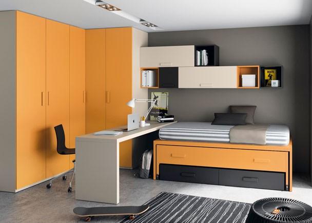 Como decorar un dormitorio juvenil Dormitorios adolescentes