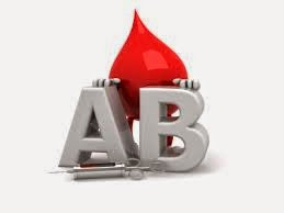 فصيلة الدم AB