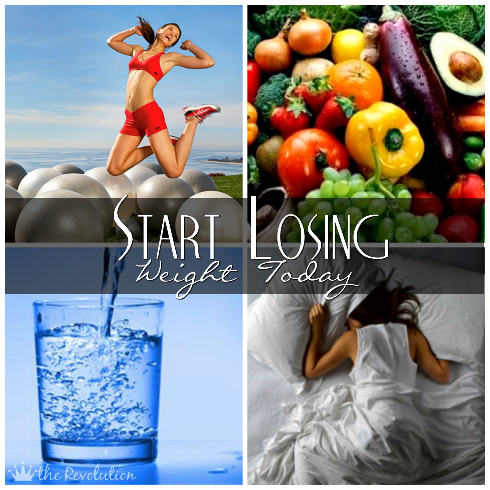 4 Tips To Start Getting HEALTHY & Fit TODAY! Foolproof