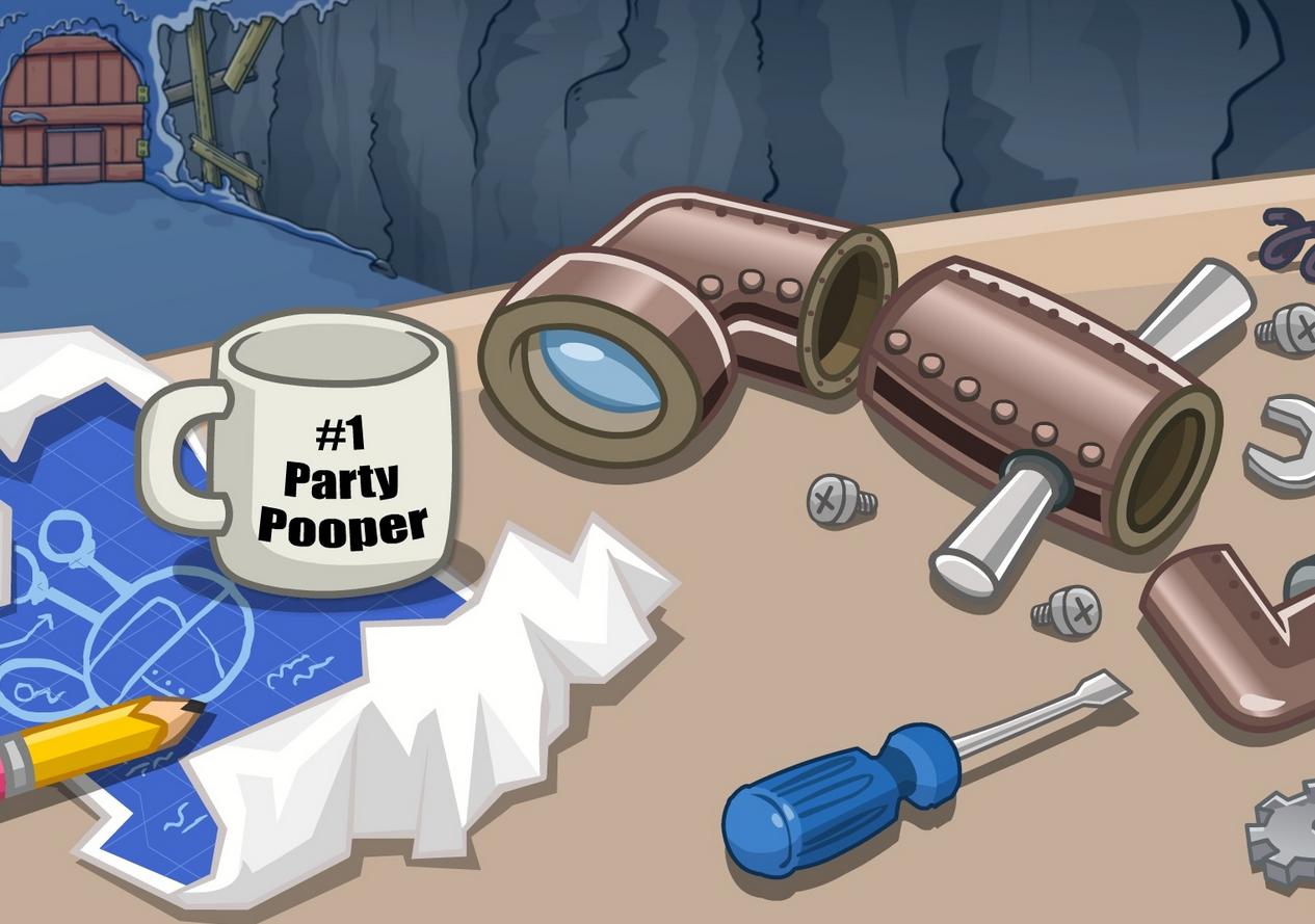 ClubHerbert.com Pirate Party November 2014