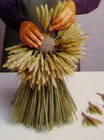 Pin hacer arreglos con chocolates globos page wallpapers - Decoracion con flores secas ...