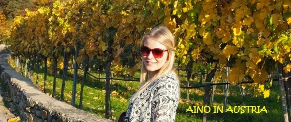 Aino in Austria
