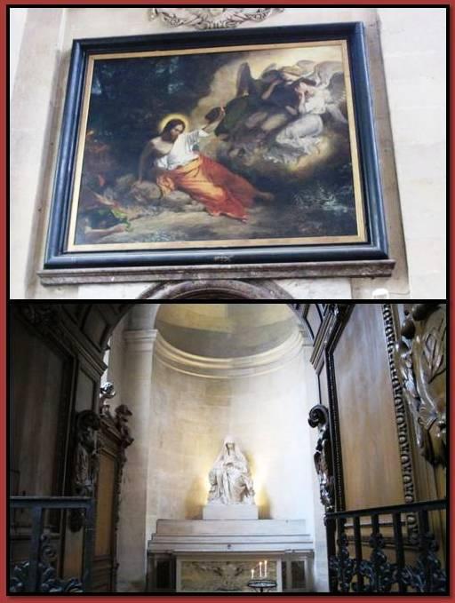 Peter 39 s paris jesuits in paris for Au jardin des oliviers