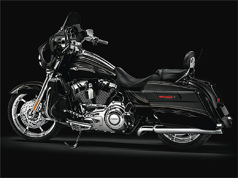 Harley-Davidson 2013 CVO Street Glide