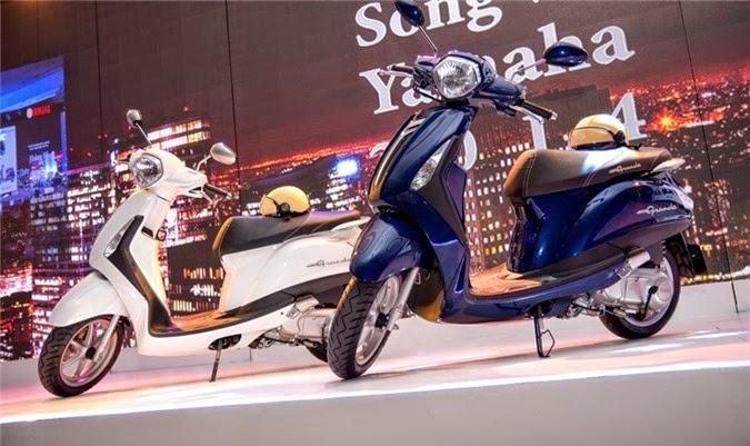 Có nên mua xe máy Grande của Yamaha ?
