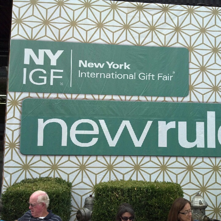 The bold and the beautiful new york international gift for New york international gift fair