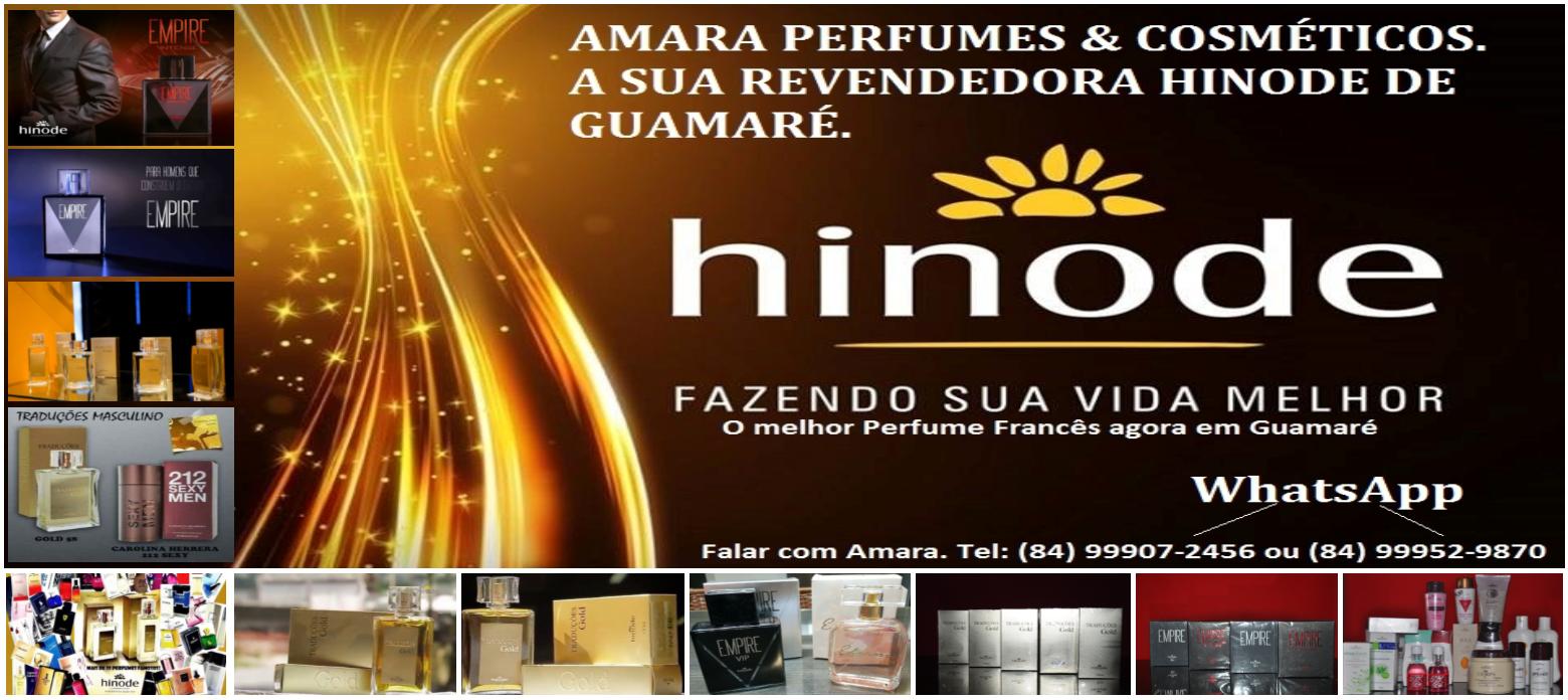 AMARA HINODE (84) 99907-2456