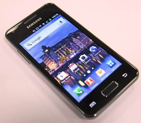 Sistema operacional do Samsung Galaxy S2 Lite