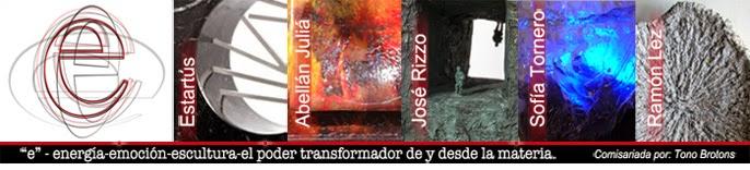 """""""e"""" - El poder de transformación de y desde la materia"""